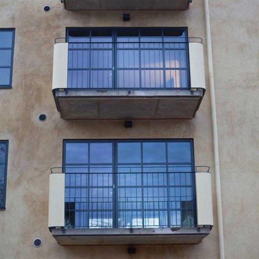 Arrendatorn Mariefred balkonger