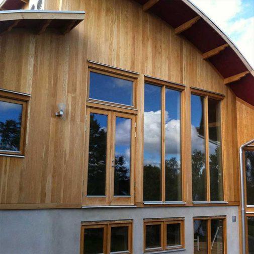 Bjorkudden Stallarholmen fasad