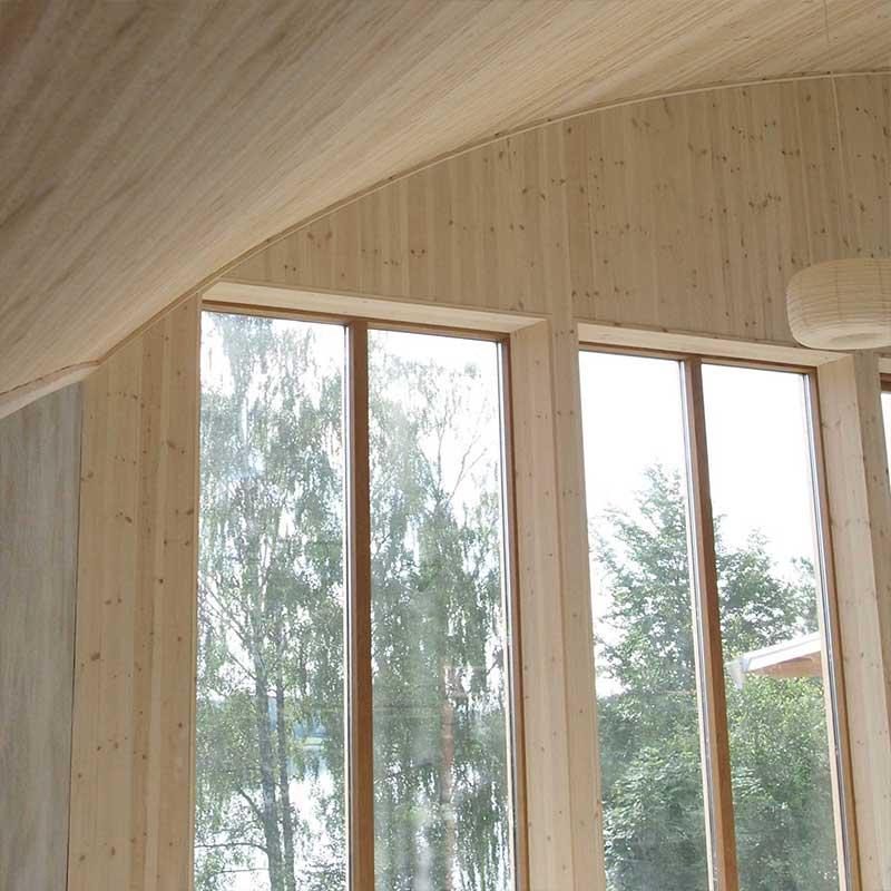 Bjorkudden Stallarholmen fonster