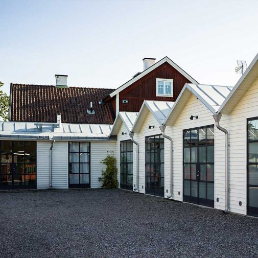 Kassoren Mariefred garage