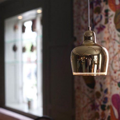 Thai Garden Strangnas detaljbild lampa