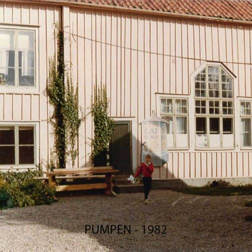 Pumpen Mariefred 1982