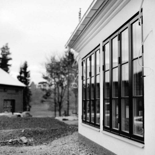 Slaktgarden Stallarholmen fasad