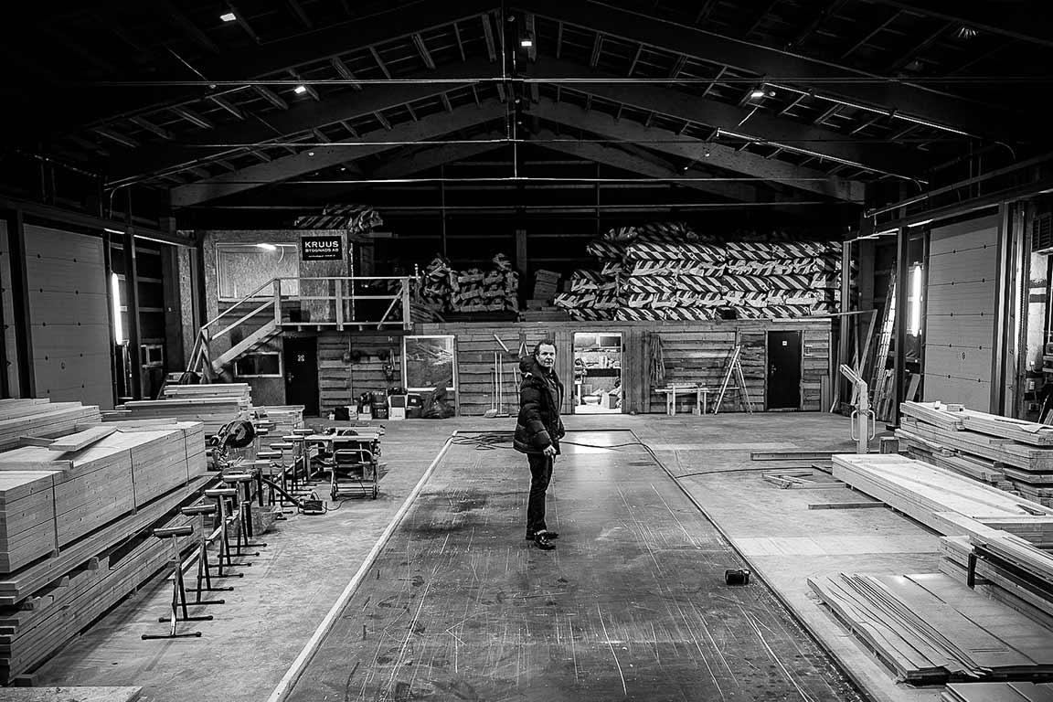 Kruus Hus fabrik Litauen