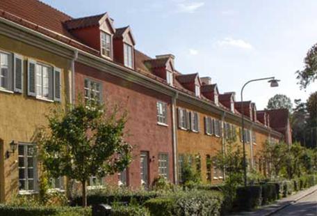 Gripsholms Backar området